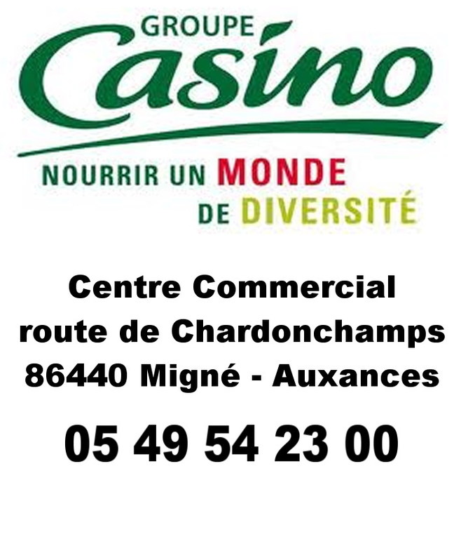 CASINO super marché